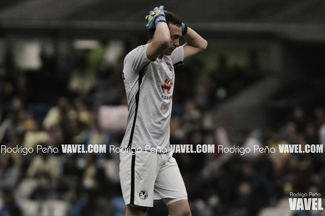 Report: Agustín Marchesín to leave América and sign with Porto