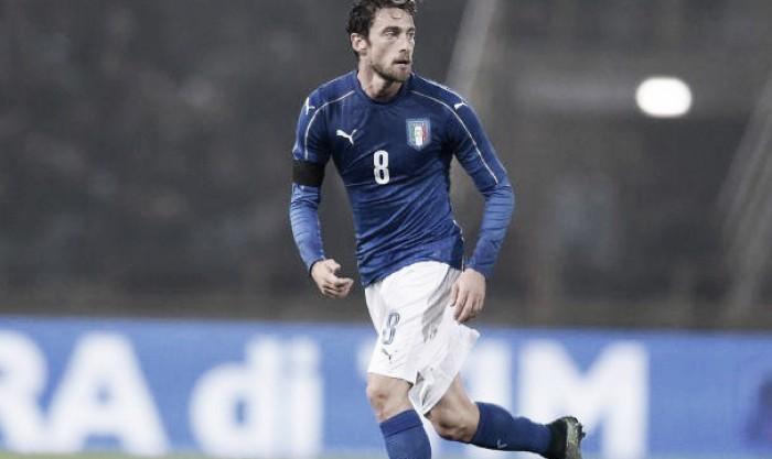 """Marchisio, risentimento all'inguine. """"Nulla di grave, lavorerò a Vinovo"""". E Gagliardini viene promosso"""