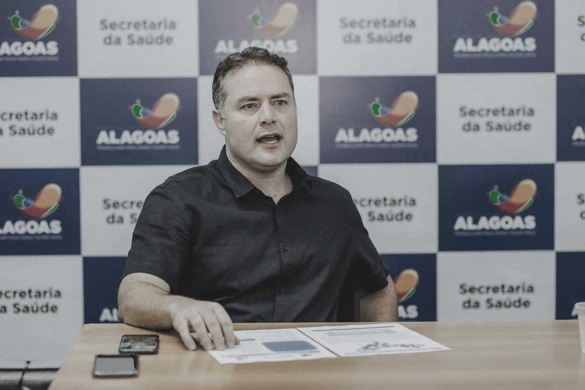 Governo de Alagoas emite decreto que prorroga quarentena no estado por oito dias