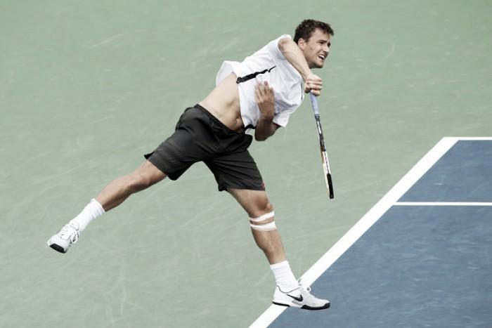 Guilherme Clezar vence o primeiro set, mas leva virada de suíço e cai na estreia do US Open