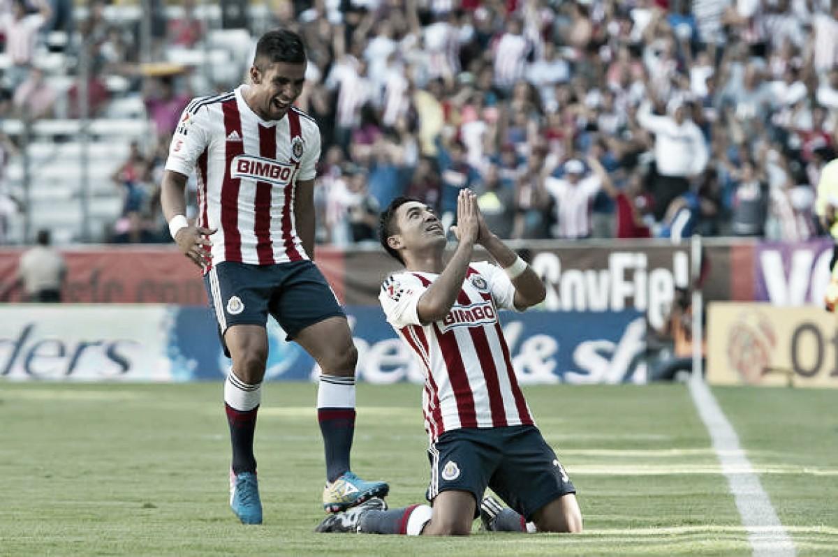 Top 5 de goles de Chivas en Clásicos Tapatíos
