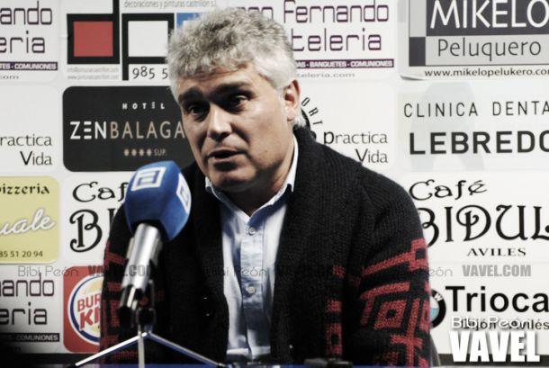 """Marco Díaz: """"El Marino no mereció perder. Más no les puedo pedir"""""""