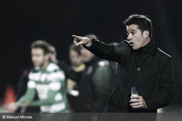 """Marco Silva: """"Vamos a luchar hasta el final y, si es posible, pasar"""""""