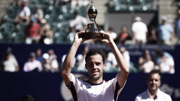 Cecchinato, el nuevo campeón del abierto de Argentina