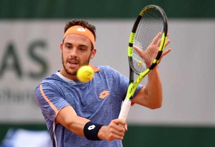 Roland Garros: ancora una buona prestazione di Cecchinato, ma alla fine si impone Kyrgios in 3 set