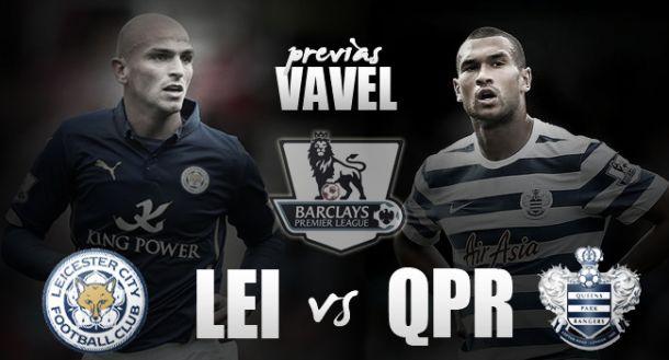 """Leicester City - Queens Park Rangers: """"fiesta y despedida"""""""