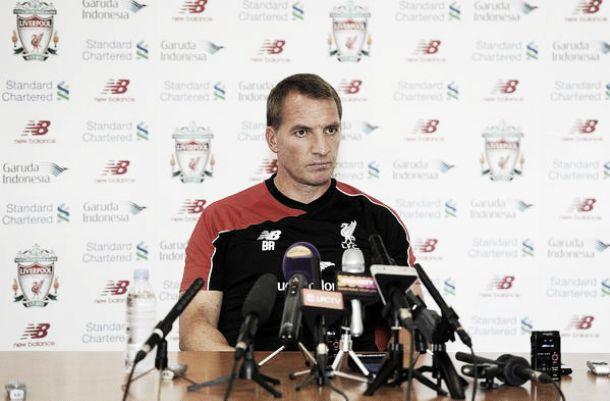 """Brendan Rodgers: """"Contra el West Ham será el partido más duro hasta el momento"""""""
