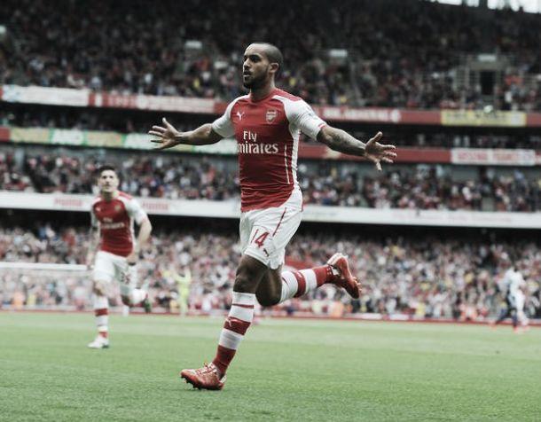 El Arsenal se da un festín a costa del West Bromwich Albion