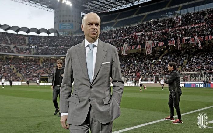 Milan i possibili scenari se la Uefa boccerà il piano di Fassone
