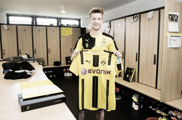 Borussia Dortmund divulga seu novo uniforme para próxima temporada