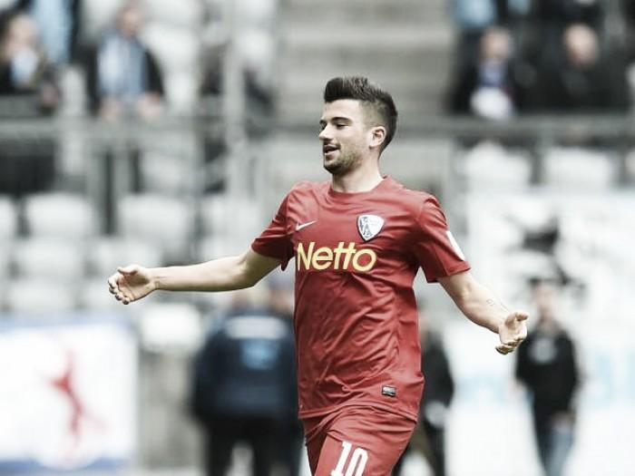 Destaque do Bochum, atacante Marco Terrazino assina com Hoffenheim por duas temporadas