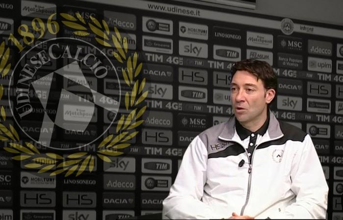 """Marcon: """"Ad Udine abbiamo diversi talenti per la porta"""""""