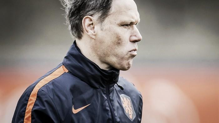 Marco van Basten deja su puesto en la 'Oranje'