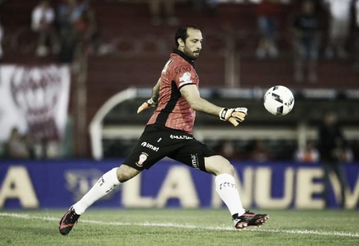 """Marcos Díaz: """"River es uno de los equipos más grandes y sería lindo ir"""""""