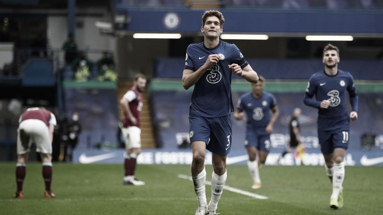 El Burnley regala la primera victoria a Tuchel como entrenador 'Blue'
