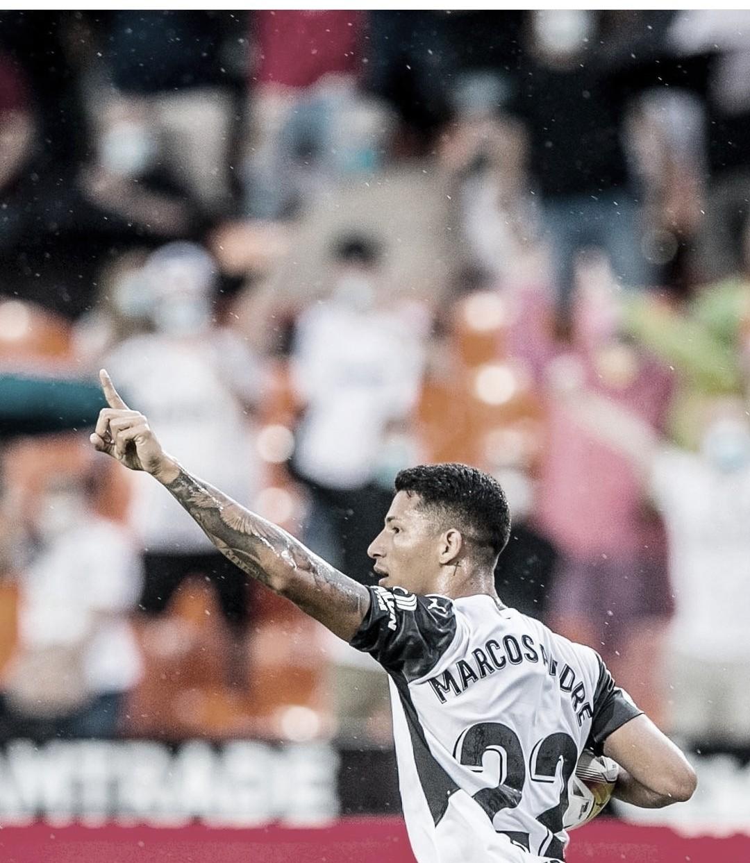 Marcos Andre y la doble nacionalidad como clave para el Valencia CF