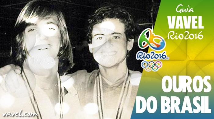 Ouro Olímpico: relembre a conquista de Marcos Soares e Eduardo Penido em Moscou 1980