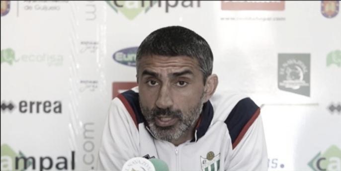 """Marcos Montes: """"El equipo ha entrenado bien pero tenemos la incógnita de cómo vamos a competir"""""""