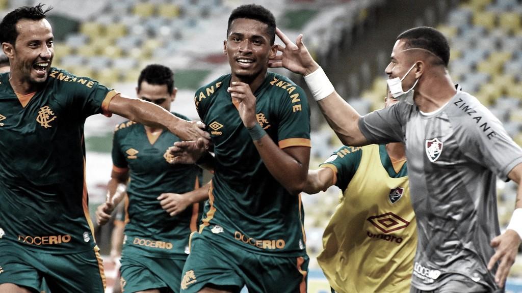 Marcos Paulo dá show, Fluminense vira sobre Athletico e chega ao G-4