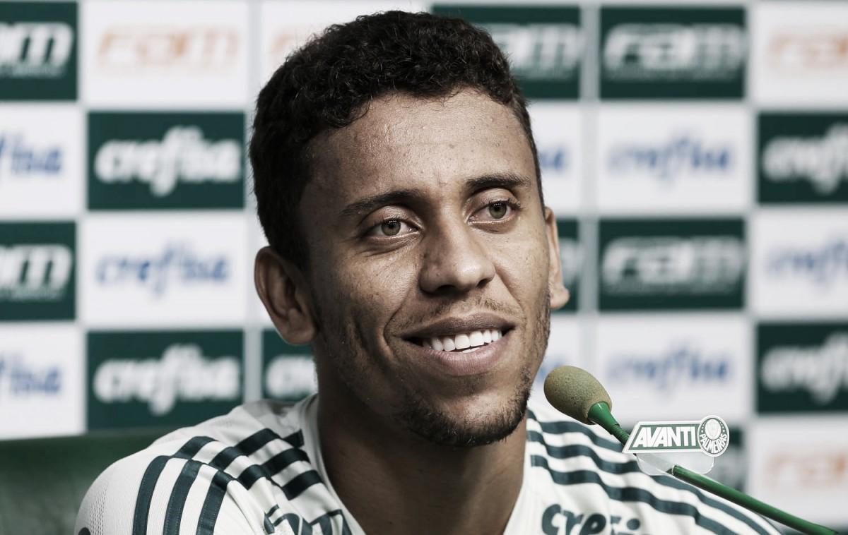Marcos Rocha pede cautela e 'pés no chão' antes da decisão contra Corinthians