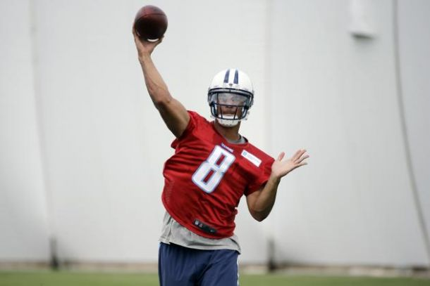 Tennessee Titans Finally Sign Marcus Mariota To Rookie Deal
