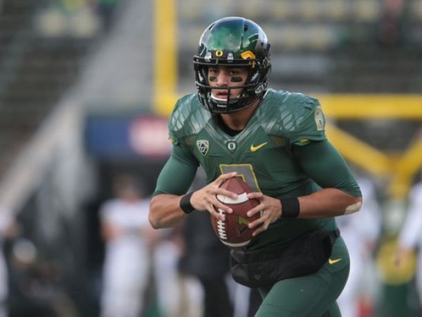 Rainbow Shining Over Hawaii As Mariota Goes #2 In NFL Draft, Heads To Tennessee