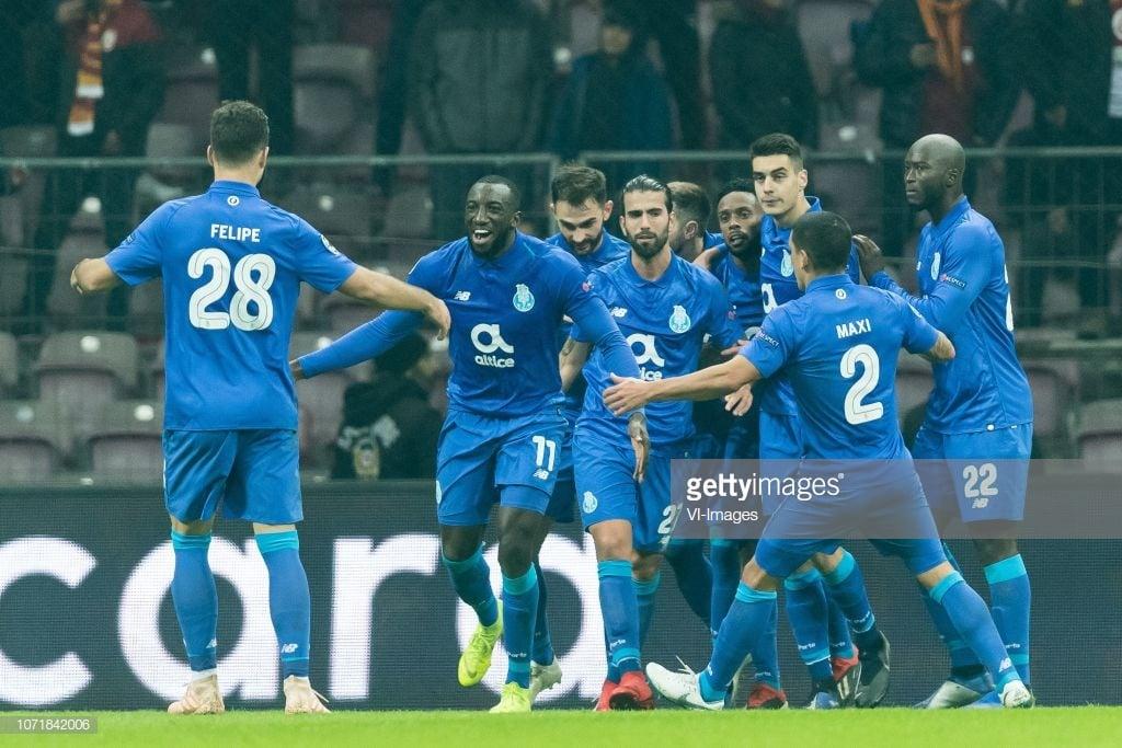 FC Porto vence na Turquia