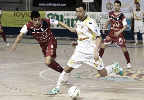 Marfil Santa Coloma, ya en play-off, vence y se lo complica a Santiago Futsal