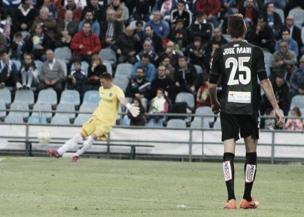 """José Mari: """"El final de temporada ha sido bueno"""""""