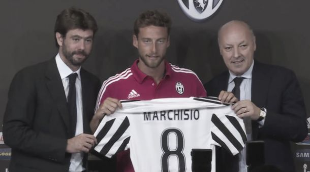 """Juve, Marchisio fino al 2020: """"Sono in una grande famiglia. Giorno bellissimo"""""""