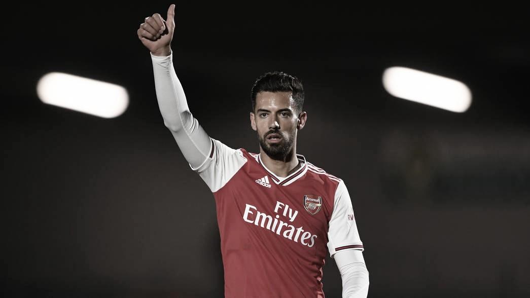 Zagueiro Pablo Marí sofre lesão e desfalca Arsenal pelo restante da temporada