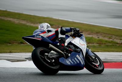 Moto2: Alejandro Mariñelarena marca el mejor crono
