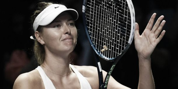 WTA Finals: fuori Maria Sharapova, avanzano Wozniacki e Radwanska