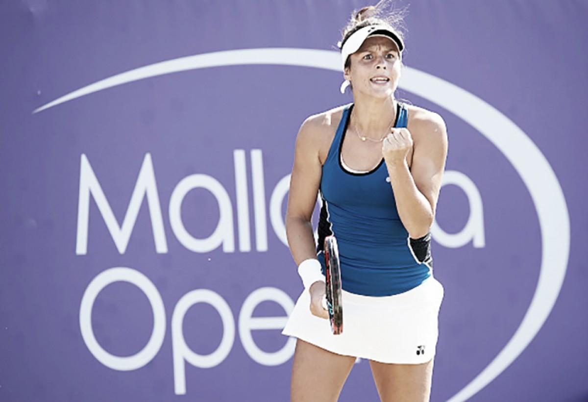 Em Mallorca, Maria vence atual campeã Sevastova e conquista primeiro título na carreira