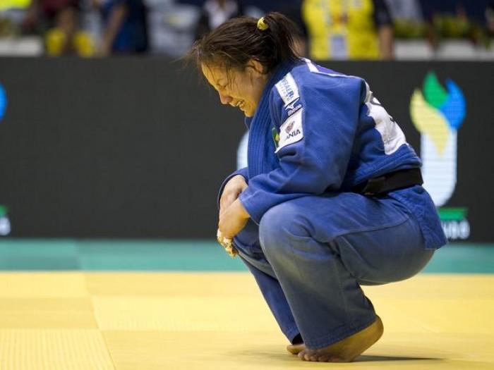 Judô: Maria Portela é desclassificada por golpe irregular em sua segunda luta na Olimpíada