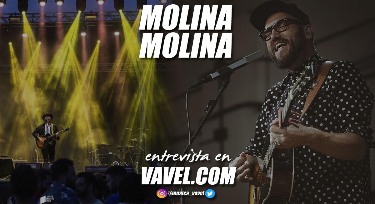 """Entrevista. Molina Molina: ''Mi mayor sueño ya empezó y estoy viviéndolo: poder crear canciones y que las personas las escuchen"""""""
