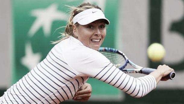 French Open: Maria Sharapova shrugs off illness again to beat Sam Stosur