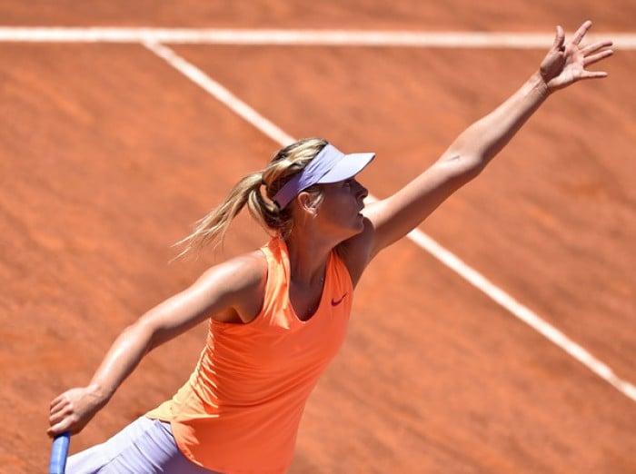 LIVE Sharapova - Lucic Baroni in WTA Roma 2017: si ritira Maria Sharapova