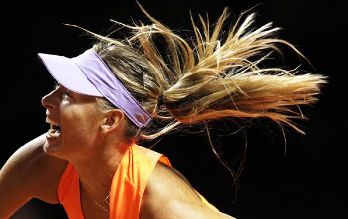 WTA Stoccarda, Sharapova concede il bis