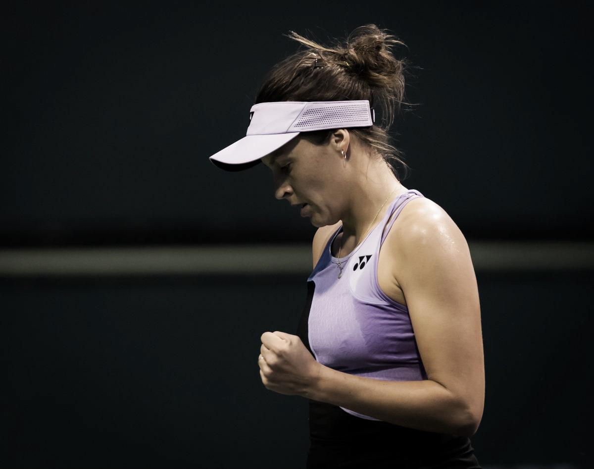 Tatjana Maria surpreende, derrota atual campeã Stephens e vai às oitavas no WTA de Miami