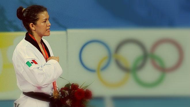 La taekwondoín María del Rosario consigue el bronce