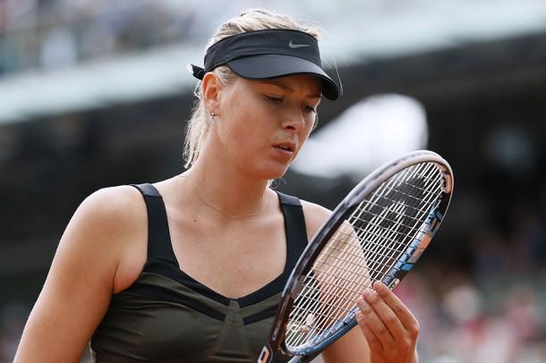 Maria Sharapova en route pour les demies