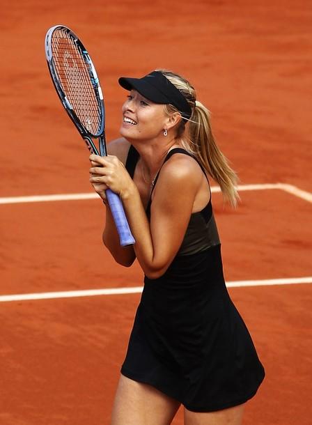 Sharapova règne sur le tennis mondial