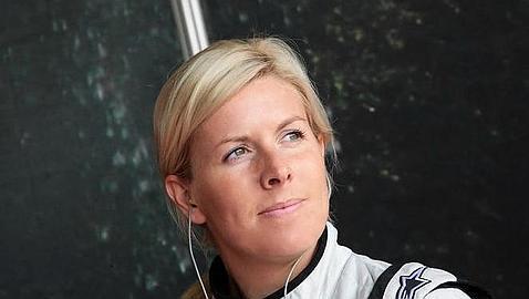María de Villota firma con Marussia como piloto de pruebas