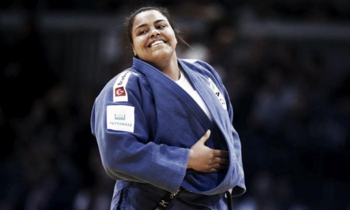 Judô: Maria Suelen é derrotada em sua primeira luta e se despede da Olimpíada