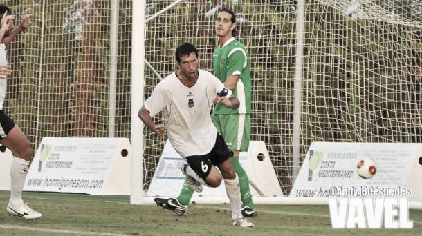 FC Cartagena 2 - 0 Orihuela CF: Mariano marcó en su casa