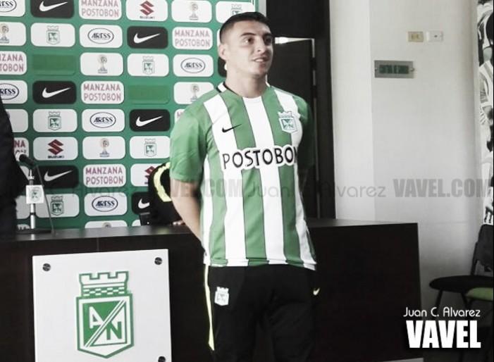 """Mariano Vázquez: """"Tengo muchas ganas de debutar y que me conozcan"""""""