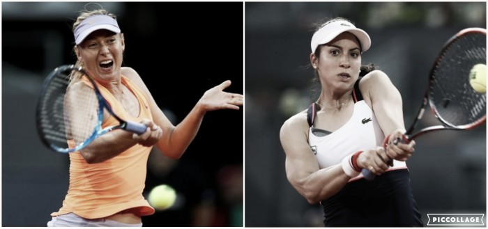 WTA Rome first round preview: Maria Sharapova vs Christina McHale