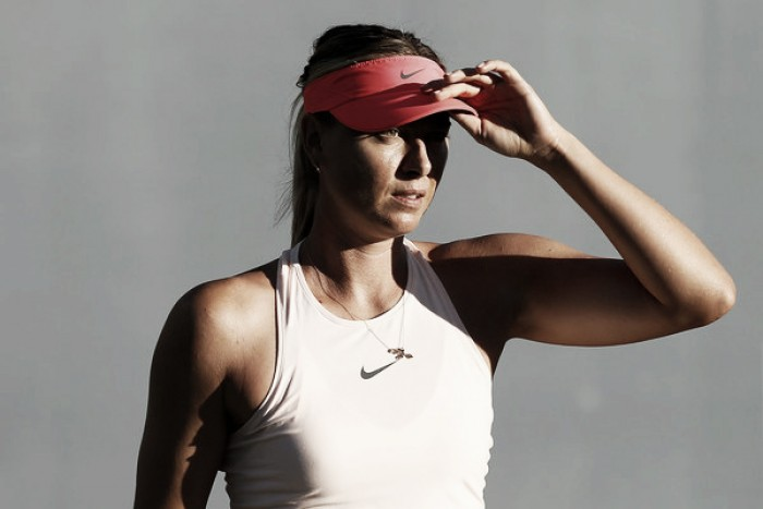 Maria Sharapova withdraws from Western and Southern Open due to lingering forearm injury