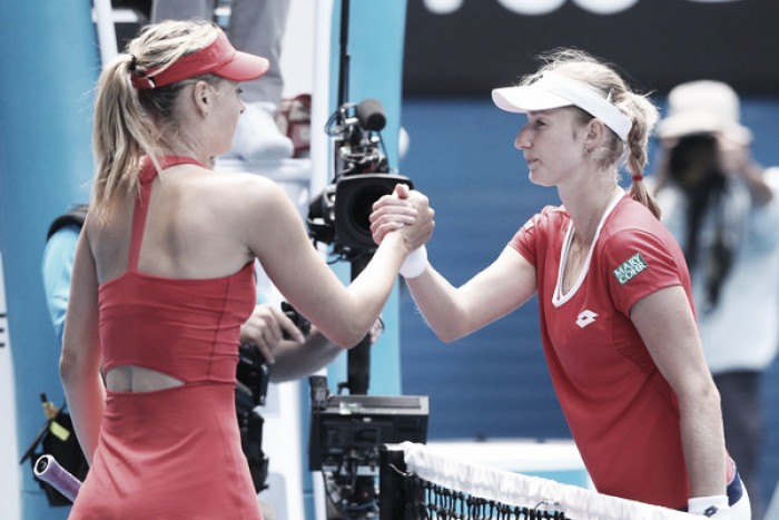 WTA Beijing second round preview: Maria Sharapova vs Ekaterina Makarova